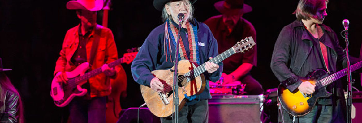 Willie Nelson one of the most Famous Country Singers from Texas