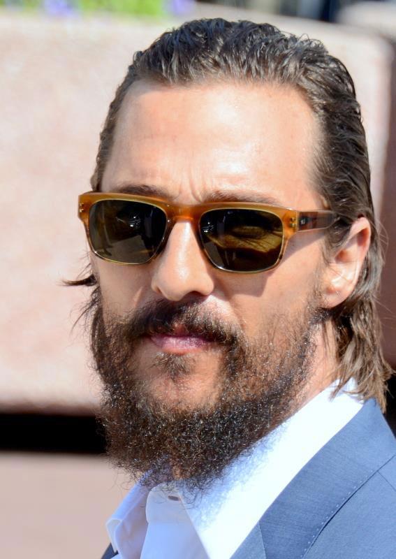 Matthew McConaughey a famous film star