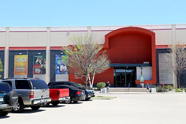 National videogame museum Frisco, Texas
