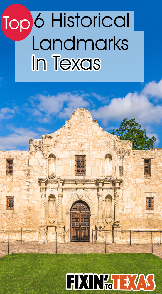 Texas Historical Places