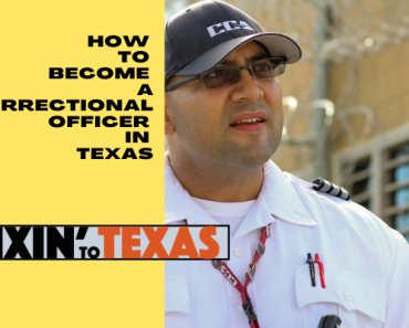 How to Become a Correctional Officer in Texas