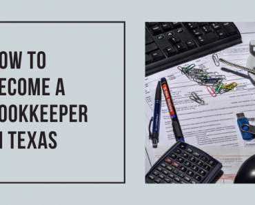 How To Become A Bookkeeper In Texas