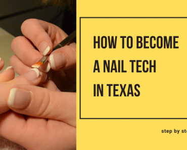 How To Become A Nail Tech In Texas