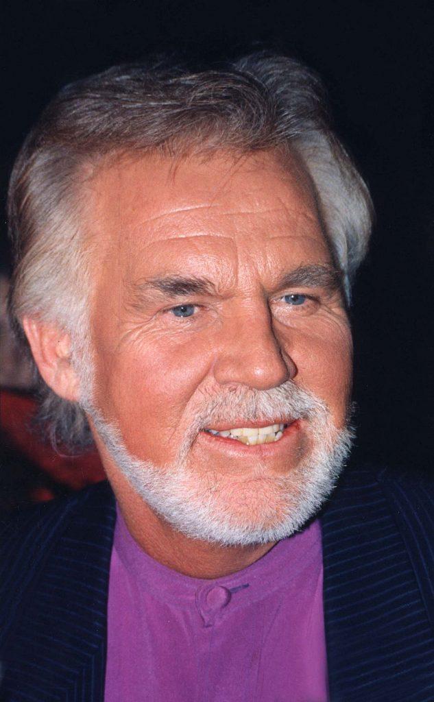 Houston Singer Kenny Rogers